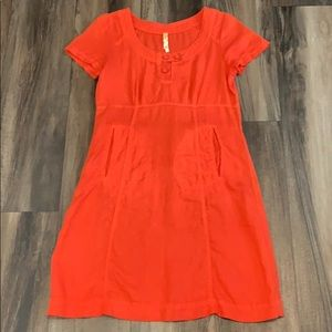 Anthropologie Maeve Linen Dress